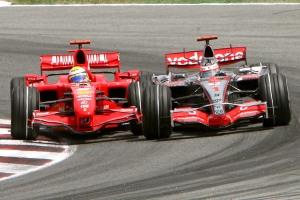 Formula 1 Spain - Start